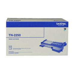 Brother TN-2250 High Yield Black Laser Toner