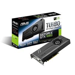 ASUS GeForce TURBO-GTX1060-6G Graphics Card