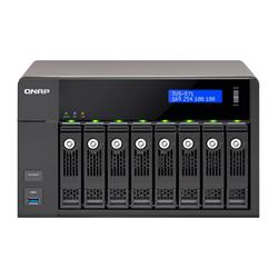 QNAP TVS-871-i3-4G 8 Bay NAS Core i3 4GB