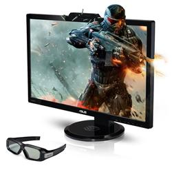 Asus VG278H 27 Inch LightBoost 120Hz 3D LCD LED Monitor