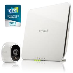 Netgear Arlo VMS3130 Home Security HD Cam & Base