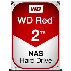 "WD Red 2TB SATA 3.5"" Internal Hard Drive WD20EFRX"