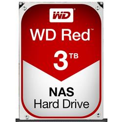 WD Red 3TB SATA 3.5 Inch 64MB Internal Hard Drive WD30EFRX