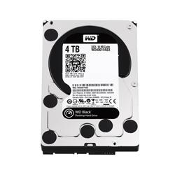 Western Digital WD Caviar Black 4TB SATA3 3.5 inch Internal Hard Drive WD4001FAEX