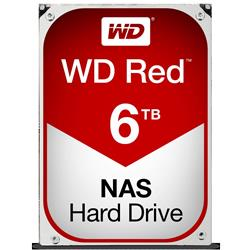 "WD Red 6TB SATA 3.5"" Internal Hard Drive WD60EFRX"