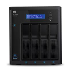 WD My Cloud EX4100 Diskless 4 Bay NAS