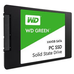 WD Green 2.5'' 120GB Internal SSD SATA