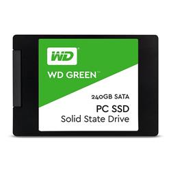 "WD Green 240GB Internal SSD 2.5"" Solid State Drive"
