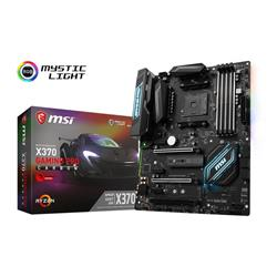 MSI X370 GAMING PRO CARBON AM4 ATX Motherboard