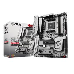 MSI X370 XPOWER GAMING TITANIUM AM4 ATXMotherboard