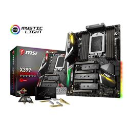 MSIX399 GAMING PRO CARBON AC AMD TR4 Motherboard
