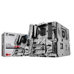 MSI Z170A MPOWER GAMING TITANIUM DDR4 LGA1151 ATX
