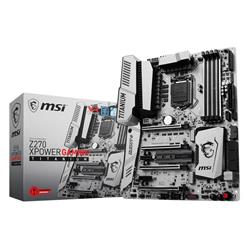 MSI Z270 XPOWER GAMING TITANIUM ATX VR Ready