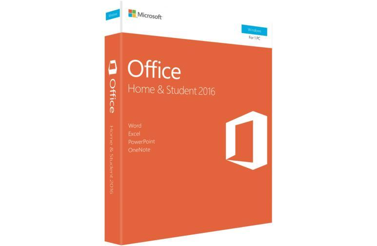 Microsoft Office Home & Student 2016 Retail