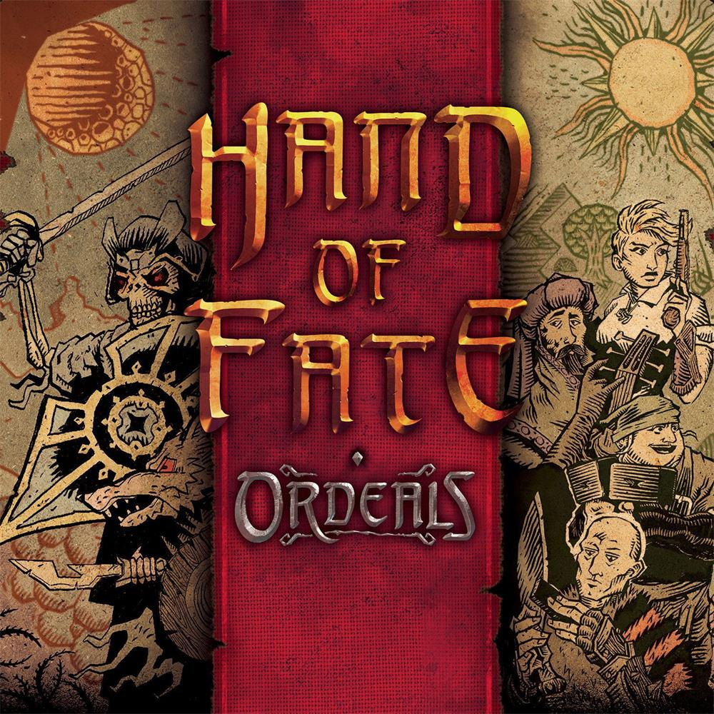 Hand of Fate: Ordeals Board Game