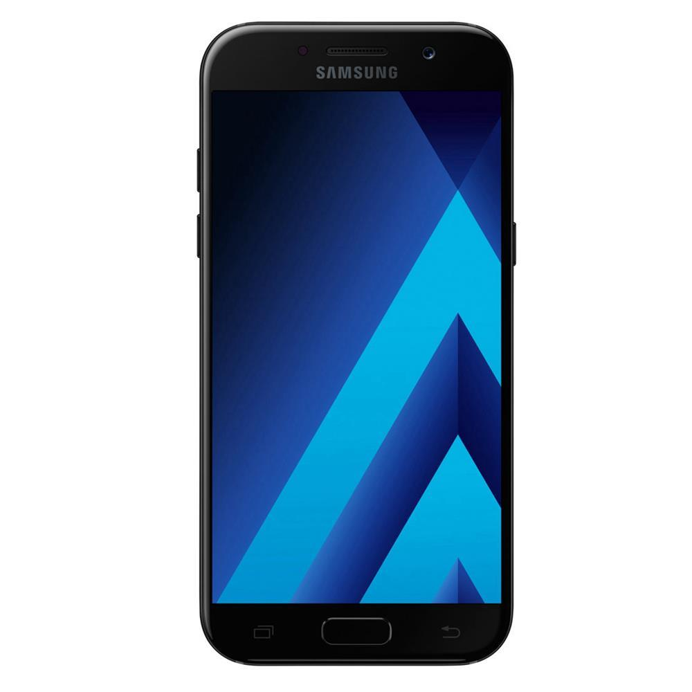 "Samsung Galaxy A5 (5.2"", 16MP, 32GB) - Black"