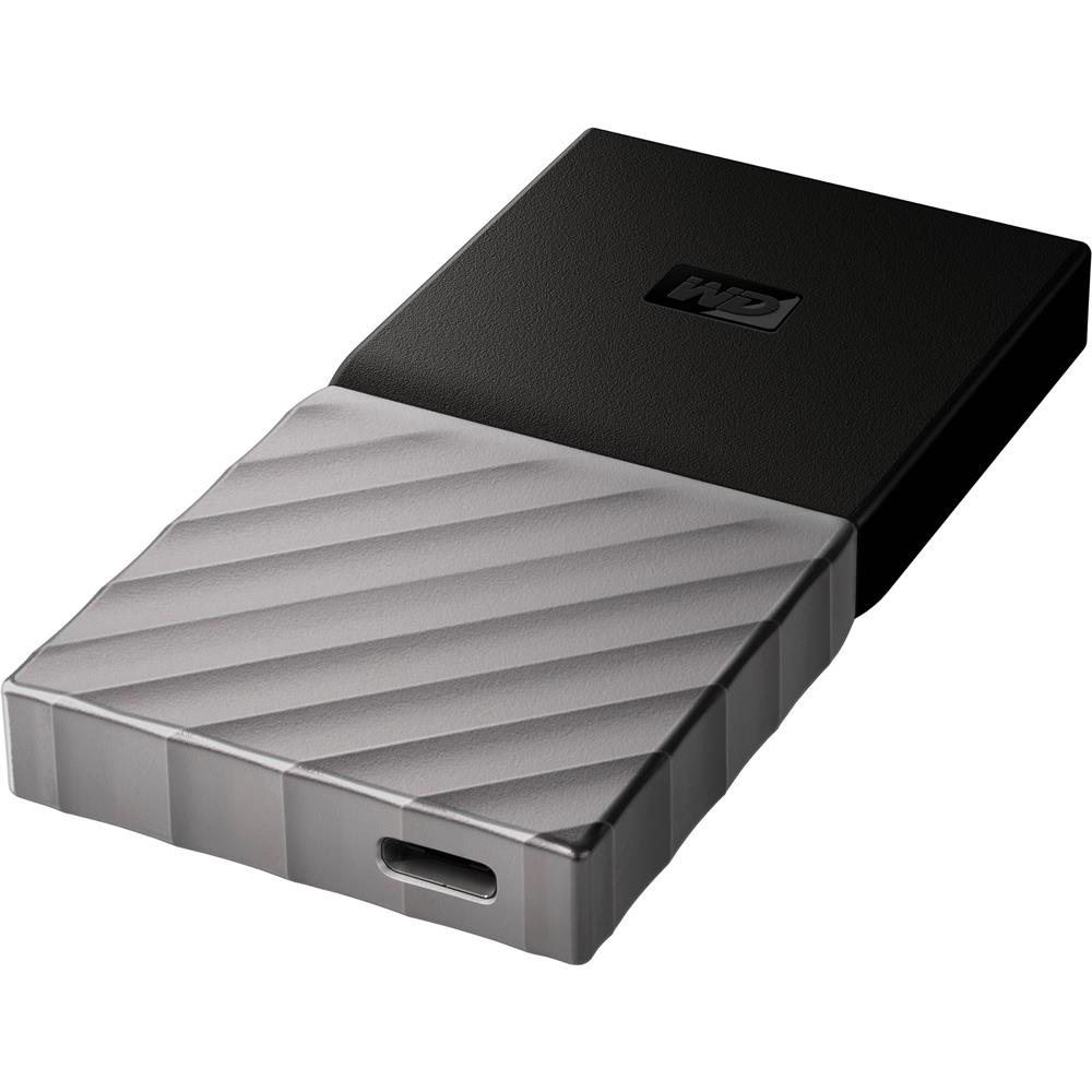 WD My Passport 1TB USB Type-C 540MB/s Portable SSD