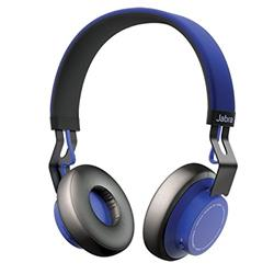 Jabra Move Bluetooth Wireless Headphones - Blue