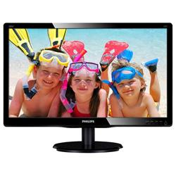 "Philips 200V4QSBR 19.5"" FHD MVA LED Monitor"