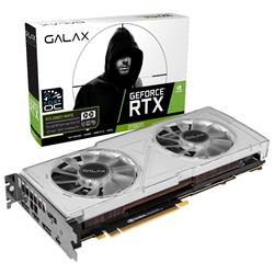 Galax GeForce RTX 2080Ti White (1-Click OC) 11GB Gaming Graphics Card