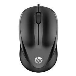 HP 1000 USB Wired Mouse Black