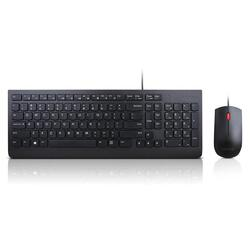 Lenovo Essential Wired Keyboard & Mouse Combo