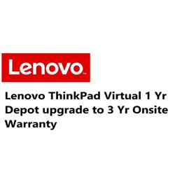 Lenovo ThinkPad 1 Yr Depot upgrade to 3 Yr Onsite Warranty