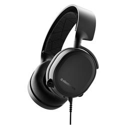 SteelSeries Arctis 3 2019 Edition Surround Sound Black Gaming Headset