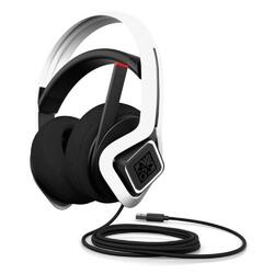 HP OMEN Mindframe Prime Gaming Surround Sound White USB Headset