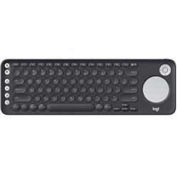 Logitech K600 TV Touchpad D-pad Wireless Keyboard