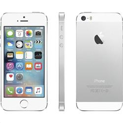 Apple iPhone 5s (64GB, Silver) - Refurbished