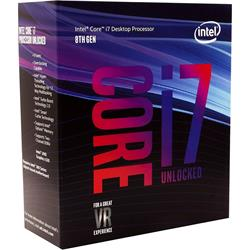 Intel Coffeelake Core i7-8700K LGA1151 CL CPU