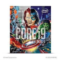 Intel Core i9-10850KA 5.20GHz 10 Cores 20 Threads LGA 1200 CPU - Marvel's Avengers Collector's Edition