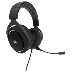 Corsair HS60 Surround Sound 7.1 White USB Gaming Headset