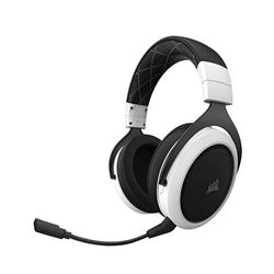 Corsair HS70 Surround Sound 7.1 White Wireless Gaming Headset