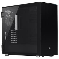 Corsair Carbide 678C Tempered Glass Black Mid Tower ATX Case