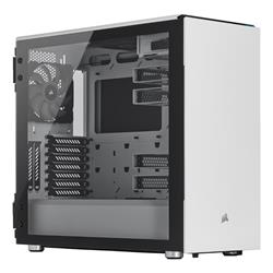 Corsair Carbide Series 678C Tempered Glass White Mid Tower ATX Case