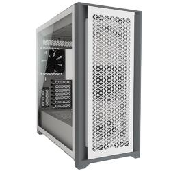 Corsair 5000D AIRFLOW Tempered Glass White Mid Tower PC Case