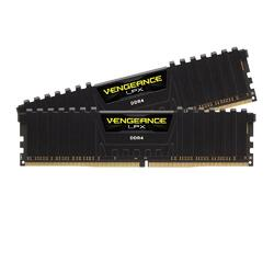 Corsair Vengeance LPX 16GB (2x8GB) DDR4 3200MHz C16 Memory Kit - Black