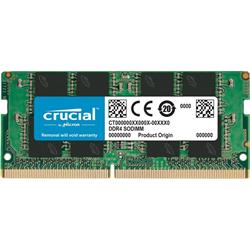 Crucial 4GB 2400MHz DDR4 Laptop Memory