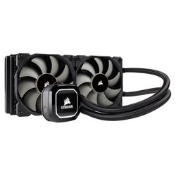 Corsair Hydro Series H100x High Performance Liquid CPU Cooler