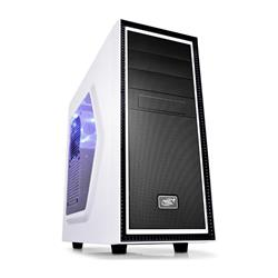 Deepcool TESSERACT WHITE SW Mid Tower ATX Case