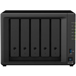Synology DiskStation DS1019+ 8GB 5 Bay 4K Stream Diskless NAS
