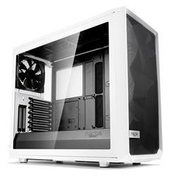 Fractal Design Meshify S2 White TG Mid Tower EATX Case