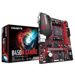 Gigabyte AMD B450M GAMING AM4 mATX Motherboard