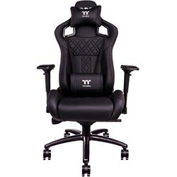 Thermaltake Premium X FIT Real Leather Gaming Chair Black