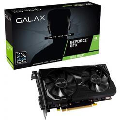 Galax GeForce GTX 1650 Super EX (1-Click OC) 4GB GDDR6 Graphics Card