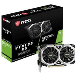 MSI GeForce GTX 1650 SUPER VENTUS XS OC 4GB GDDR6 Graphics Card