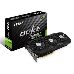 MSI GeForce GTX 1070 Ti DUKE 8GB Gaming Graphics Card