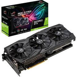 Asus GeForce ROG Strix GTX 1660 Ti OC Edition 6GB Gaming Graphics Card
